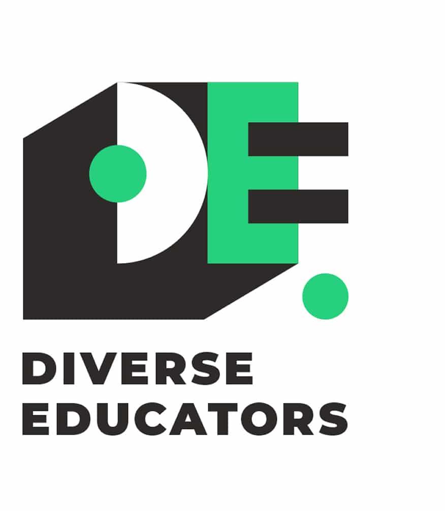 DE GIF primary logo