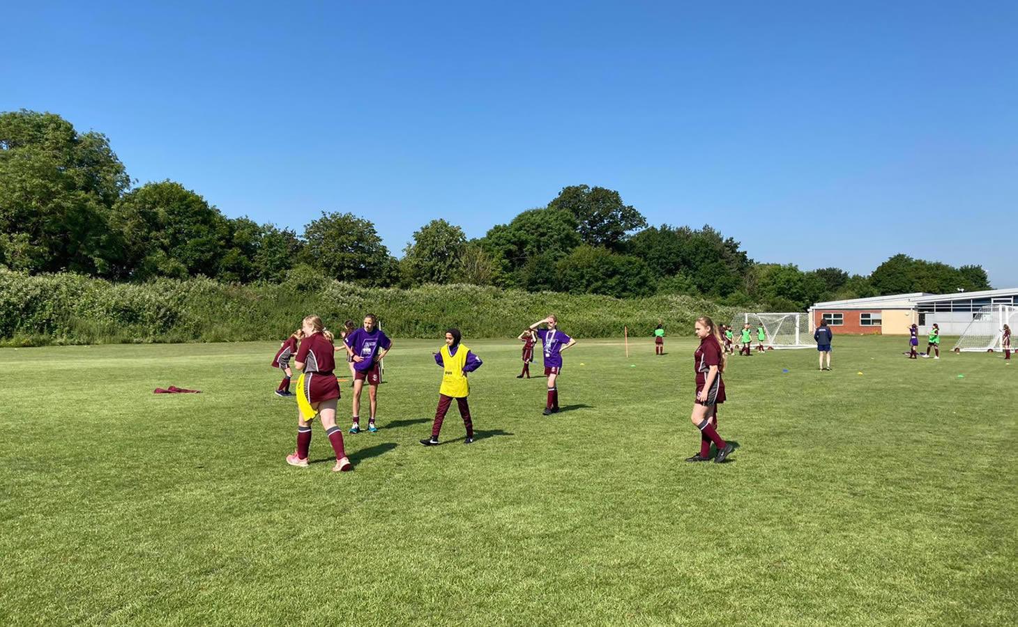Football Activators event