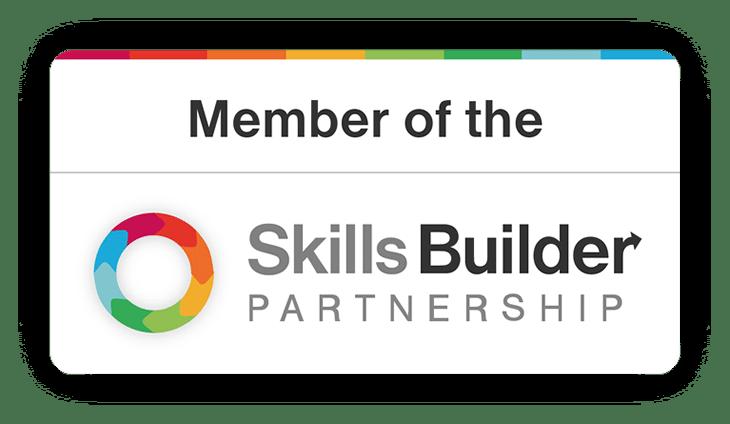 Skills Builder Partnership member badge